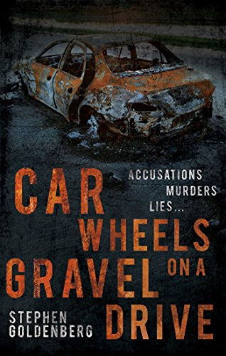 Car Wheels on a Gravel Drive cover